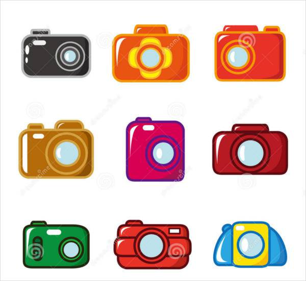 Design Trends Premium Psd Vector Downloads: 14+ Camera Vectors - EPS, PNG, JPG, SVG