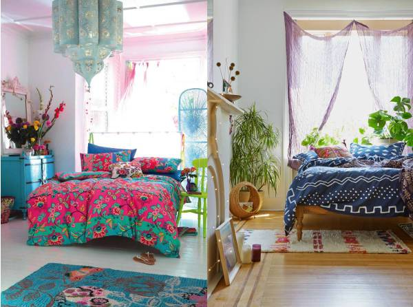 10 Bohemian Style Bedroom Design Ideas | Design Trends - Premium ...