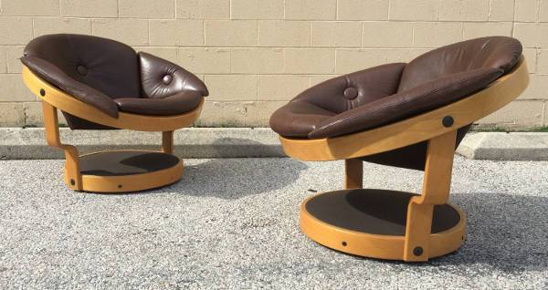 modern leather swivel chairs