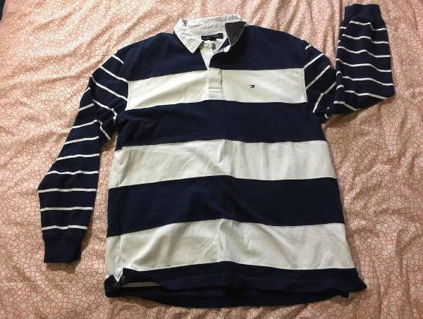 vintage striped long sleeve t shirt