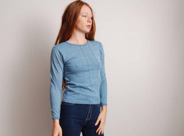 vintage long sleeve t shirt for women
