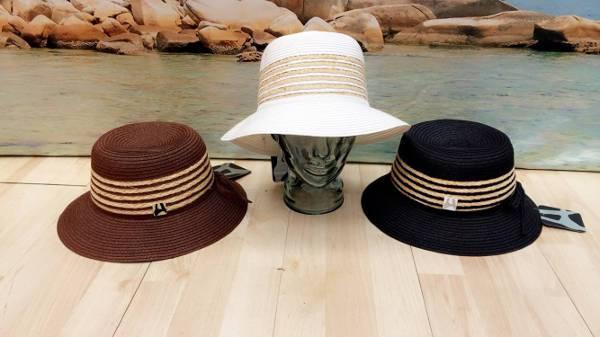 cute beach bucket hats