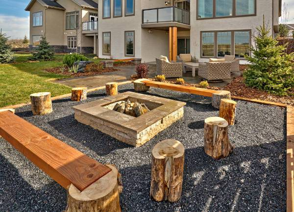 20 Outdoor Bench Designs Ideas Design Trends Premium