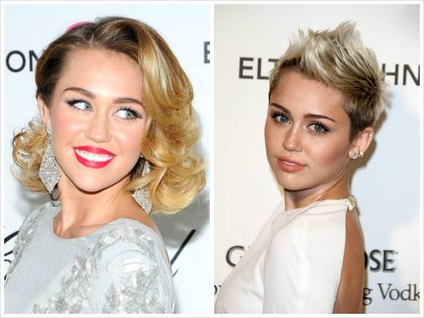 Dramatic Hair Transformations