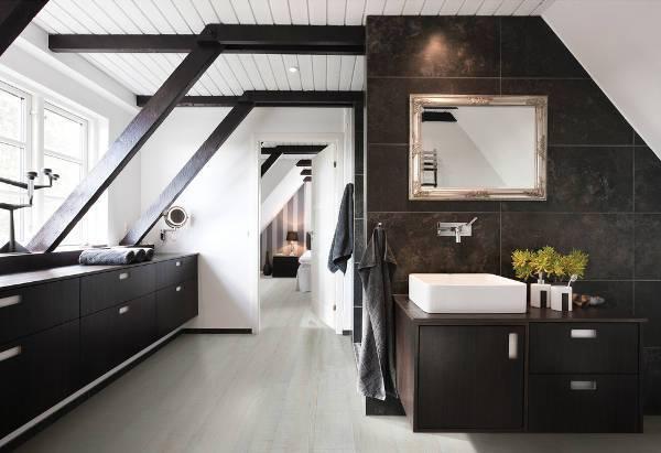 modern bathroom wall mount faucet