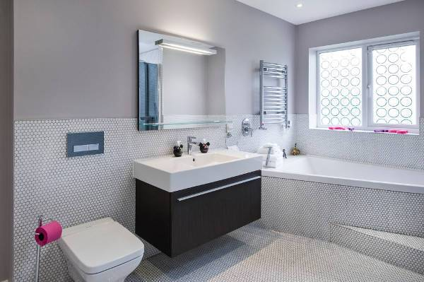 single bathroom vanity faucet