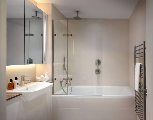 bathroom tub shower faucet idea