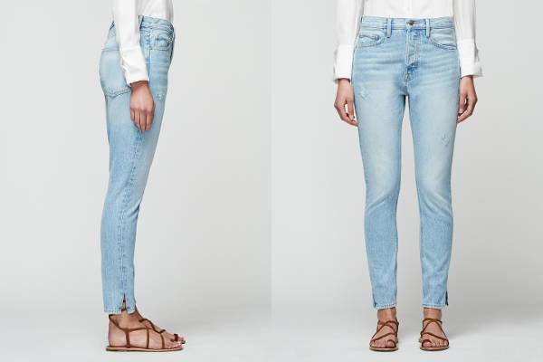 Rigid Vintage Inspired Jeans