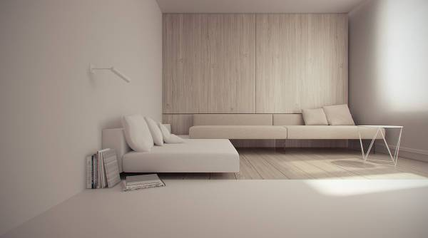minimal and contemporary