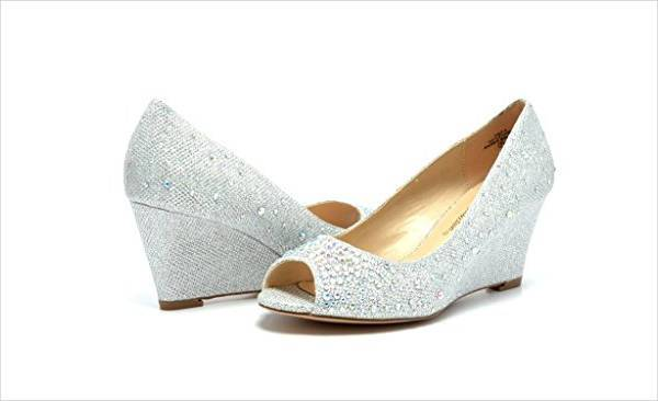 Wedding Bridal Pump Shoes