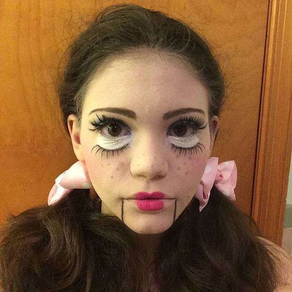 19 Doll Makeup Designs Ideas Design Trends Premium