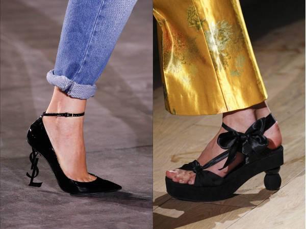 Reinvented Heels