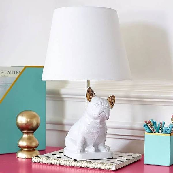 If You Use It Right, The Little Dog Lamp Can Be A Cute Addition To Your  Bedroom Space. Available In The Subtle Or Vibrant Shades, The Lamp Can  Either Be ...