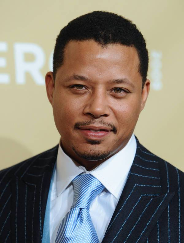 Terrence Howard Short Taper Haircut