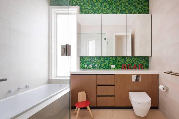 small bathroom vanity storage