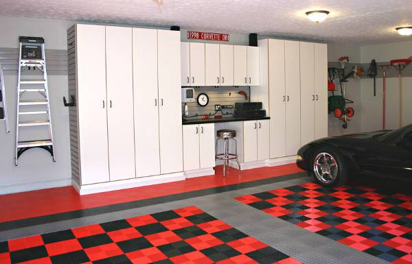12 Garage Flooring Designs Ideas Design Trends