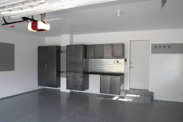 Garage Vinyl Tile Flooring