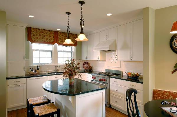 small french country kitchen