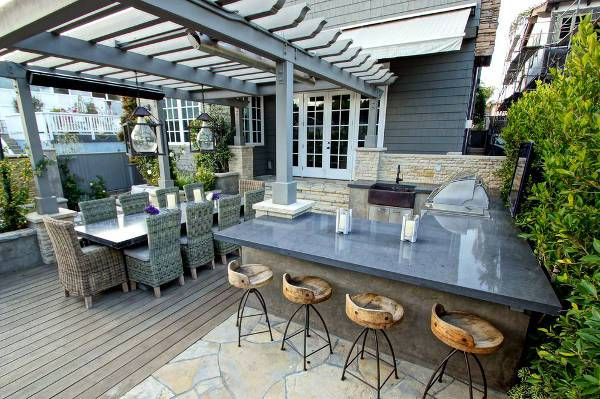 12 Outdoor Bar Stool Designs Ideas Design Trends