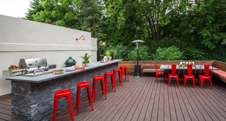 Best Outdoor Bar Stool Designs
