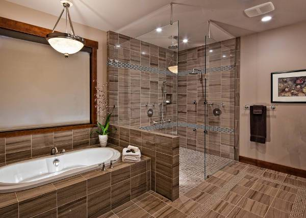 15 shower stall designs ideas design trends premium - Shower stall designs small bathrooms ...