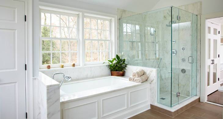 Design Trends Premium: 15+ Shower Stall Designs, Ideas