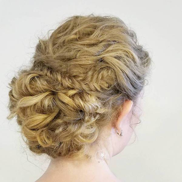 awesome summer wedding hairstyle