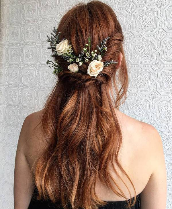 Wedding Hairstyles Boho: 15+ Wedding Hairstyle Designs, Ideas