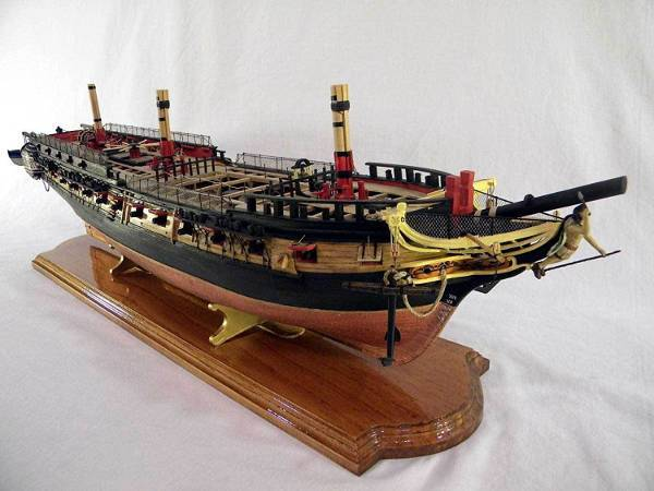 ship scale models