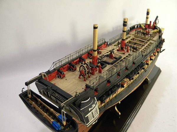 ship scale models1