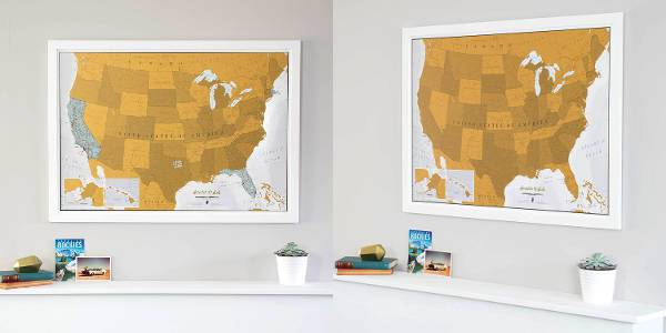 usa scratch map
