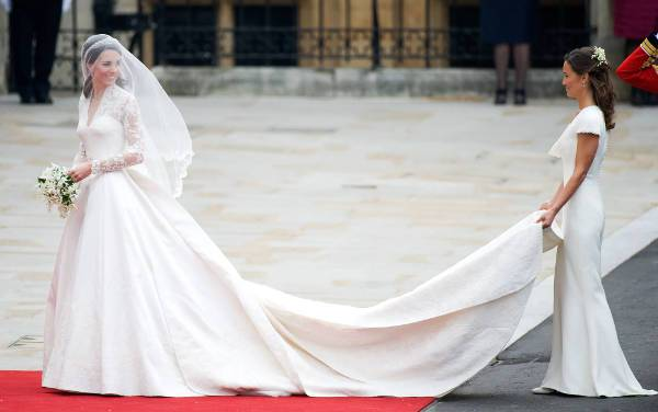 Ultimate Alexander McQueen for Her Wedding in 2011