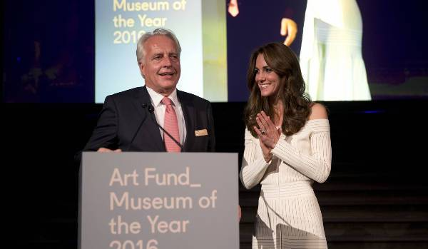 Art Fund Prize Giving in 2016