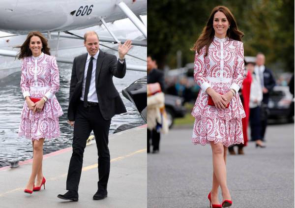 Royal Tour of Canada in 2016