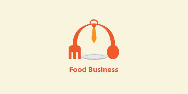 Delicious Food Business Logo