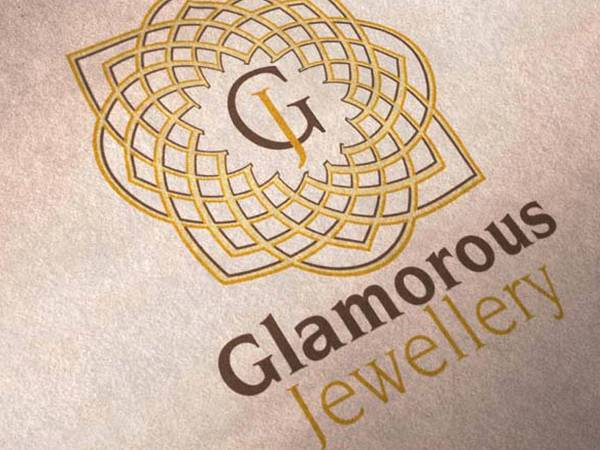 Elegant Jewelry Business Logo