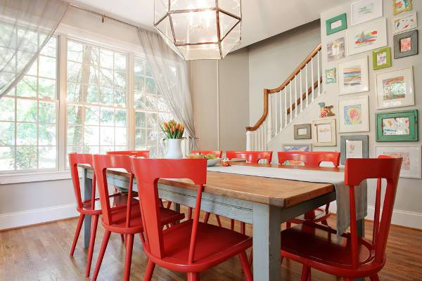 simple farmhouse dining room chairs2
