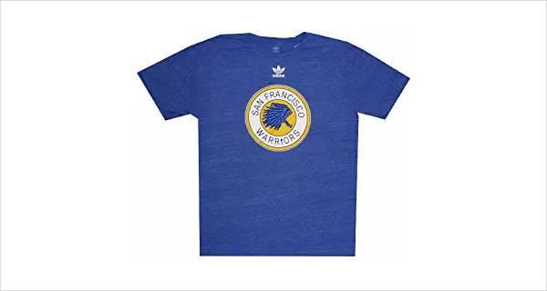adidas logo vintage t shirt1