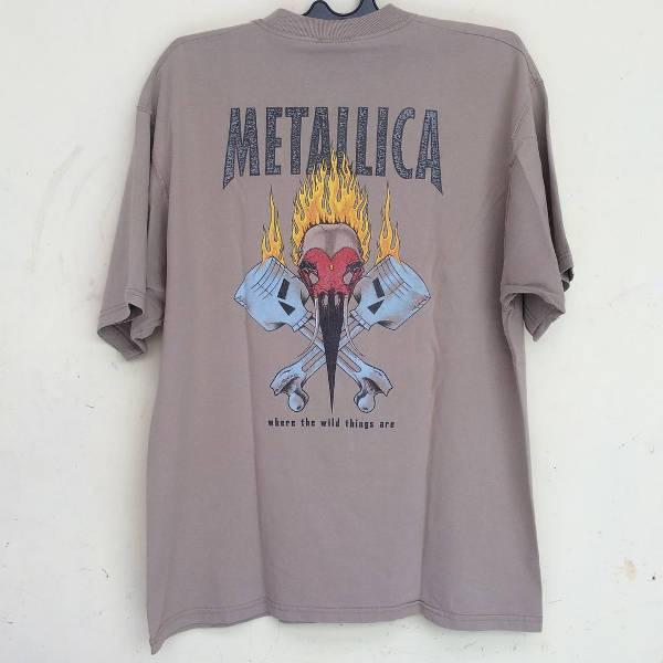 vintage band tee t shirt