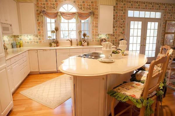 white wood lowes kitchen cabinets