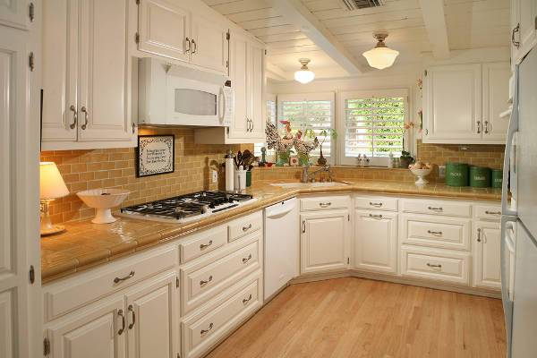 ceramic kitchen countertop tile