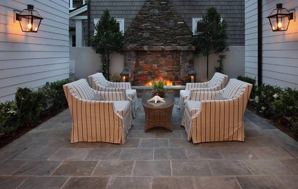 outdoor patio ceramic tile