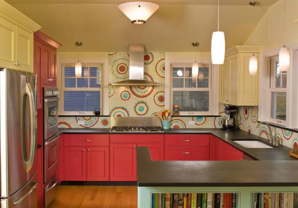 decorative mosaic kitchen tile
