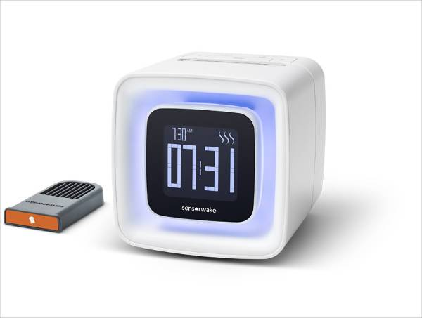 the barisieur alarm clock