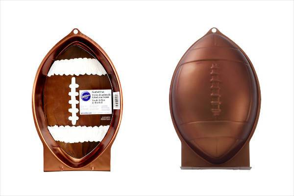 michaels wilton football pan