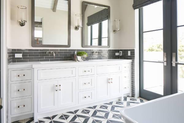 Bathroom Backsplash Tile | 15 Backsplash Tile Designs Ideas Design Trends Premium Psd