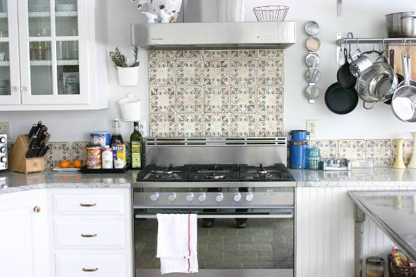 Simple Decorative Backsplash Tile