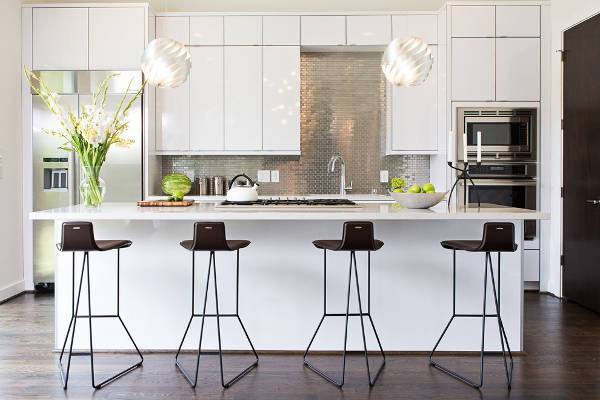 modern backspalsh tile for kitchen