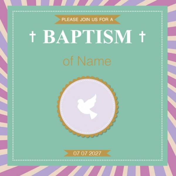 free baptism invitation download