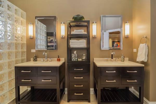 bathroom vanity stotage cabinets